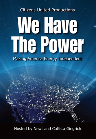 We Have the Power by Newt and Callista Gingrich