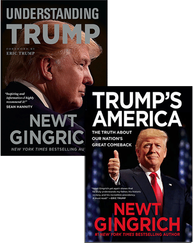 The Trump Collection by Newt Gingrich