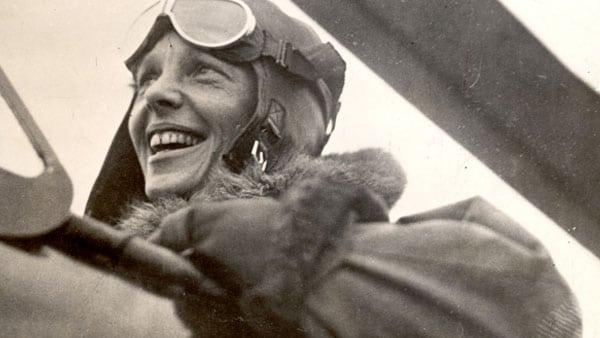 Amelia Earhart Newt's World Podcast