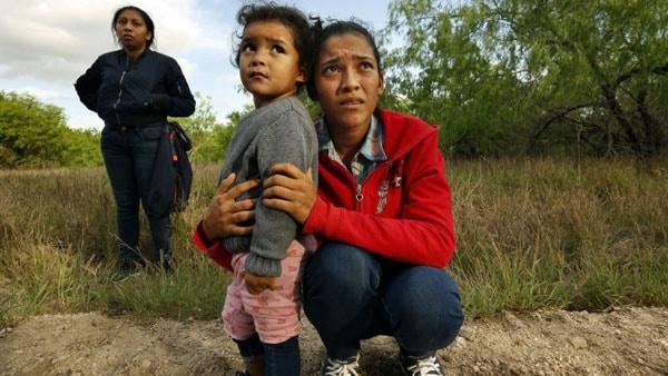 Ambassador Callista L. Gingrich The Human Crisis at the U.S. Southern Border