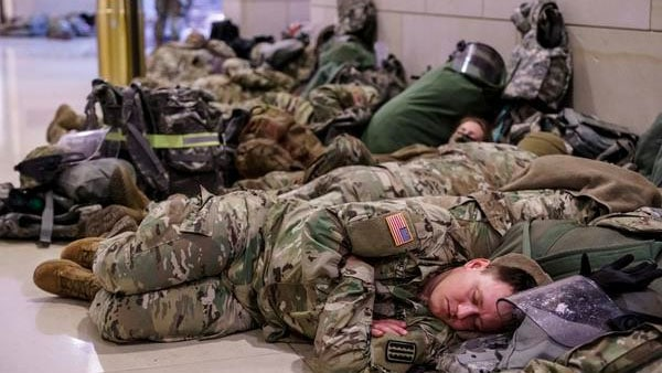 Mistreatment of National Guard is a National Disgrace