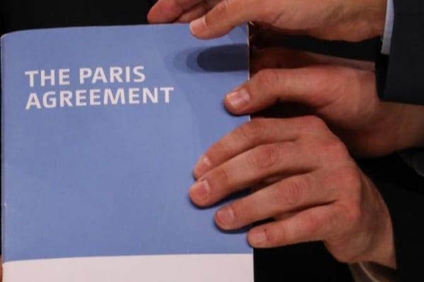 Paris Agreement Need Global Lockdowns