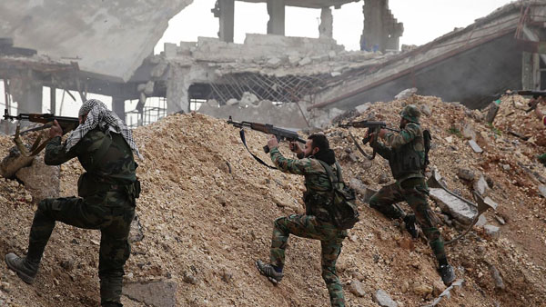 Aaron Kliegman The Destructive Legacy of Obama's Syria Policy
