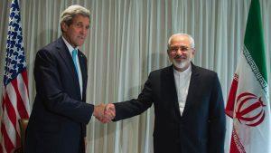 Aaron Kliegman Iran Kerry Zarif