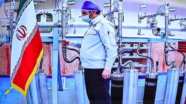 Aaron Kliegman Iran Pressure Nuclear Deal Biden