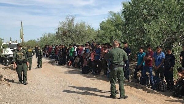 Arizona Migrants
