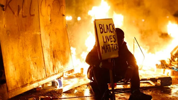 CJ Pearson Black Lives Matter Podcast