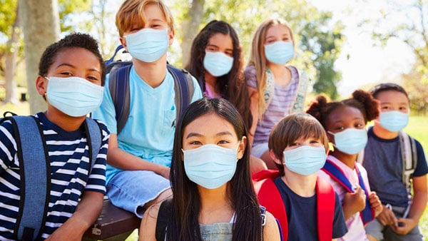 Gingrich 360 Should Children Wear Masks
