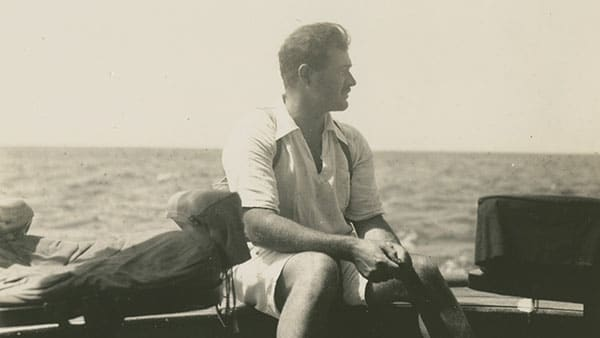 Newt's World - Episode 226: Ernest Hemingway Podcast
