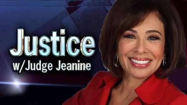Justice with Judge Jeanine with Newt Gingrich