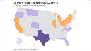 Census Data gives an edge to House Republicans