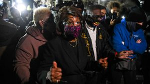 Newt Gingrich Audio Update Maxine Waters Democrats Anti-Police Pro Violence