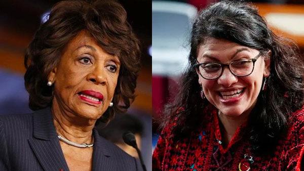 Newt Gingrich Maxine Waters Rashida Tlaib Two Radical Demagogues