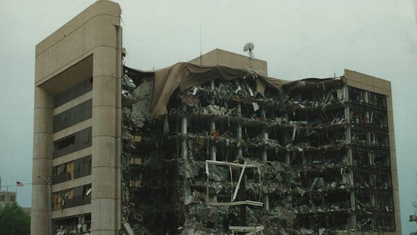 Newt Gingrich Alfred P. Murrah Federal Building Oklahoma City Bombing