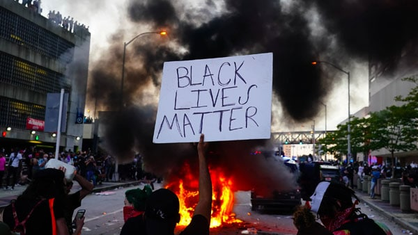 Rob Smith Black Lives Matter Hurting Black Community