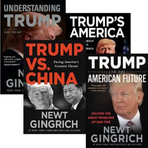 The Complete Trump Collection Newt Gingrich