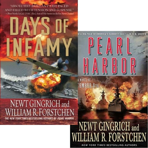 The Pacific War Collection by Newt Gingrich