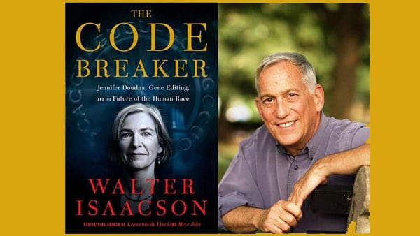 Newt's World - Episode 225: Walter Isaacson on The Code Breaker Podcast