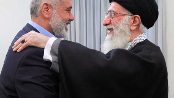 Aaron Kliegman As Israelis and Palestinians Fight, Iran Smiles