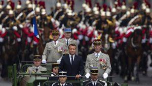 Aaron Kliegman Macron French Military