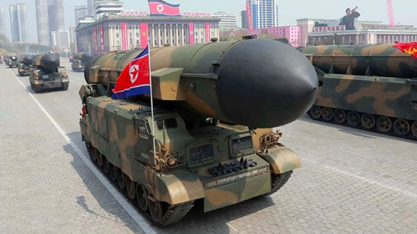 Aaron Kliegman The Only Way to Remove North Korea Nukes