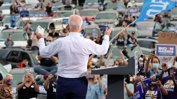 CJ Pearson Podcast Biden Supporters