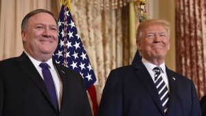 Mike Pompeo Successful Diplomacy Newt's World Podcast May 2021