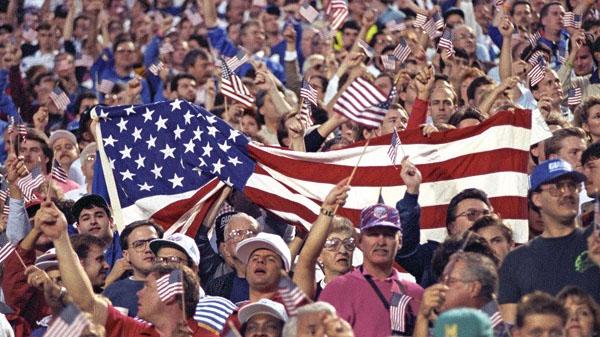 Newt Gingrich Americans Remain Patriotic