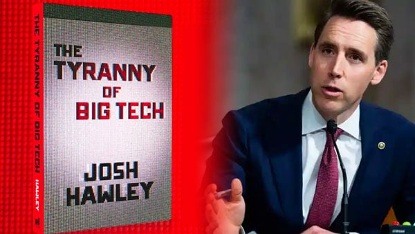 Newt Gingrich The Tyranny of Big Tech Josh Hawley Newts World Podcast