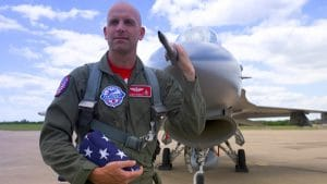 Lt. Col. Dan Rooney Newt's World - Episode 256: A Top Gun's Mission for Education