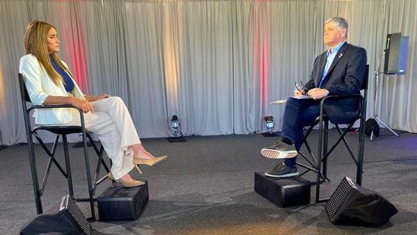 Rob Smith Caitlyn Jenner Sean Hannity Podcast