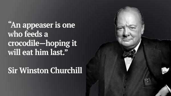 Winston Churchill Hamas Israel Newt Gingrich 2021 May