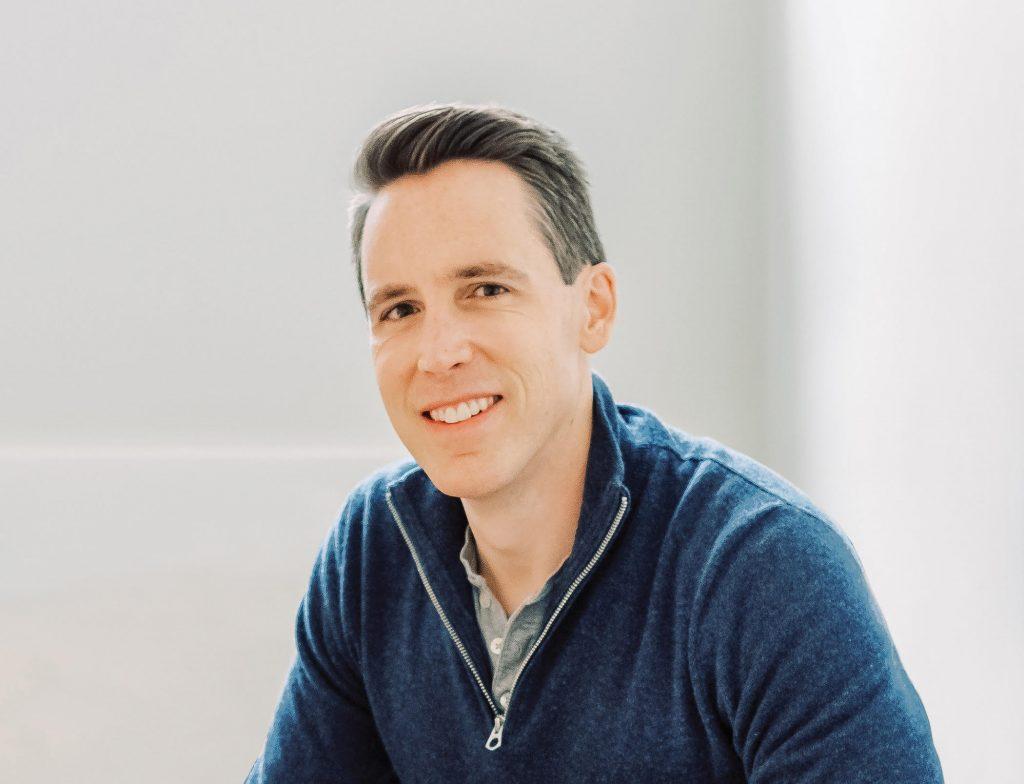 Senator Josh Hawley Newt's World Podcast