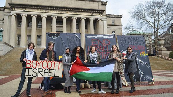 Aaron Kliegman Anti Israel Behavior on Campus
