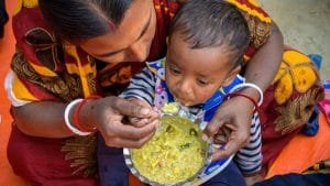 Callista L. Gingrich The Global Hunger Crisis