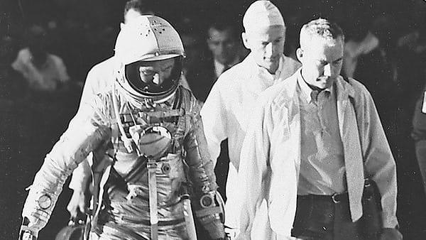 Newt's World Episode 269 – Mercury Rising: John Glenn, John Kennedy, and the New Battleground of the Cold War