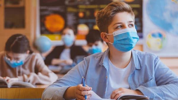 Poll Results: Should governments and schools end mask requirements for children?