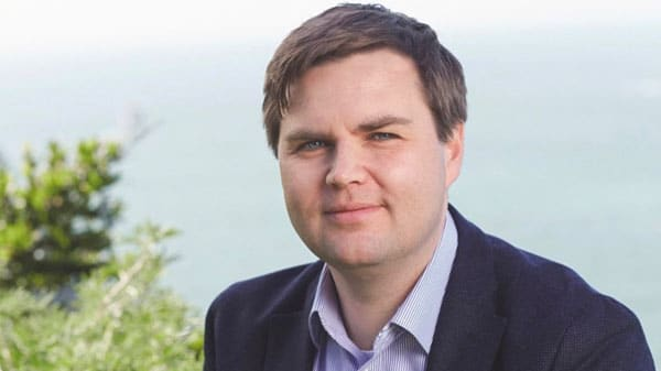 Rob Smith Dysfunction, Bootstraps, and Personal Responsibility- A Conversation with JD Vance
