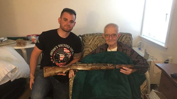 Episode 263: The Rifle: Combat Stories from America's Last WWII Veterans
