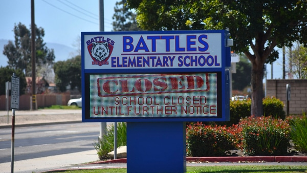 Aaron Kliegman School Shutdowns Ruined Student Learning