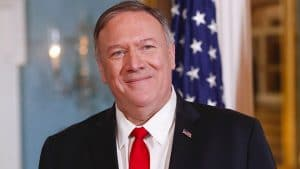 David Grasso with Mike Pompeo Podcast
