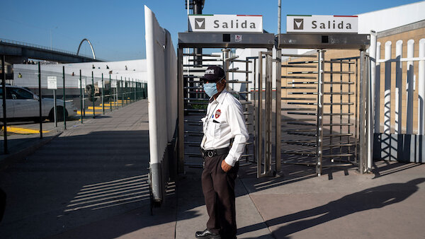Immigration Detention Centers are a Hotbed for the Coronavirus
