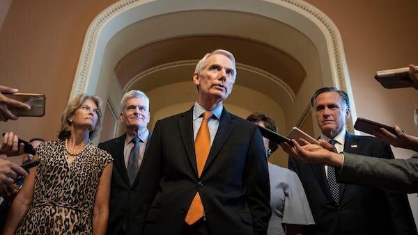 Senate Votes to Take on $1 Trillion Infrastructure Bill