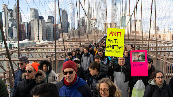 NYC Hate Crime Rise Flash Brief