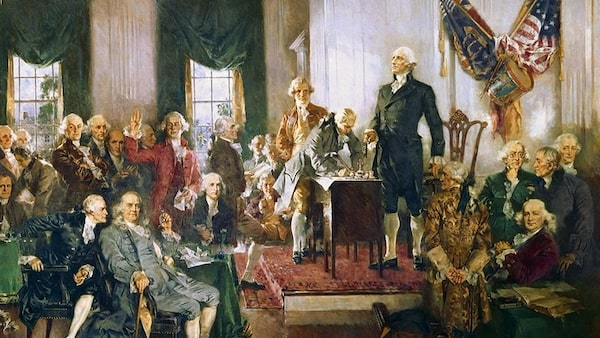 Newt Gingrich Sunday Piece Independence Day