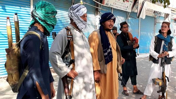Aaron Kliegman The Taliban Advances as Biden Exits