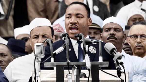 Callista Newt Gingrich MLK Joint Piece