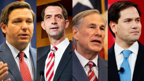 2024's Presidential Hopefuls ask SCTOUS to throw out Roe v. Wade