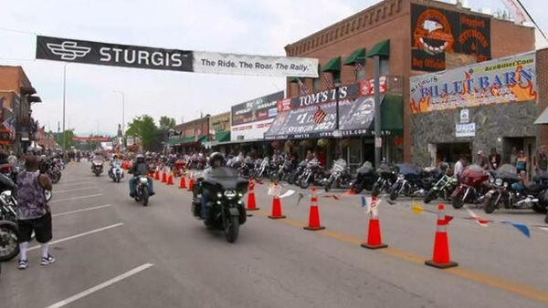 """Flash Brief Gov. Kristi Noem- The Fourth of July and the Sturgis Rally, the """"Most Iconic"""" Celebrations of Freedom"""