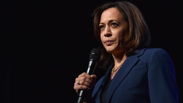 Rob Smith Kamala Harris Kamala- How the VP's Historically Low Polling Could Cost Dems in 2022